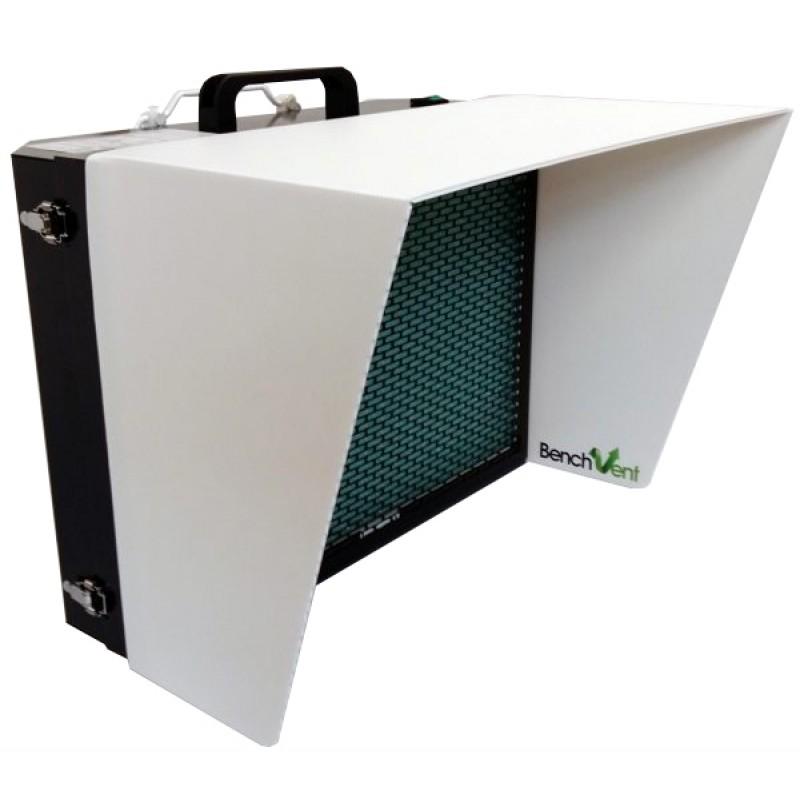 cabina d'aspirazione - aspiratore per verniciatura bench vent bv260s