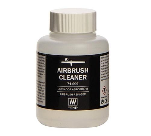 Pulitore per aerografo vallejo 85 ml airbrush cleaner for Pulitore di cabina