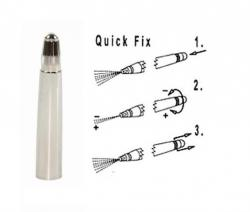 """QUICK FIX"" cromato Harder & Steenbeck per aerografi Evolution CR Plus"