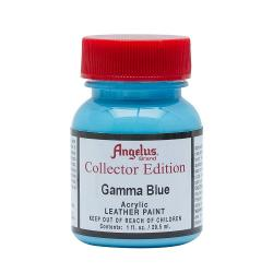 ANGELUS COLLECTOR EDITION Colore per pelle e tessuto 341C GAMMA BLUE  29,5 ML