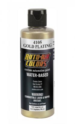 AutoAir Colors GOLD PLATING 30 ml