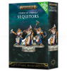 WARHAMMER AGE OF SIGMAR STORMCAST ETERNALS: SEQUITORS (EASY TO BUILD)
